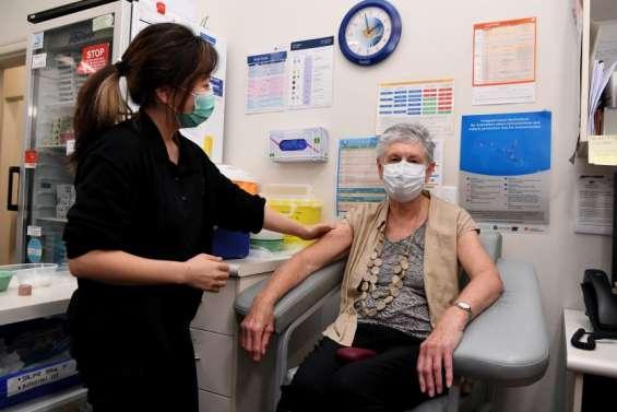 L'Australie impute à l'UE son retard de vaccination