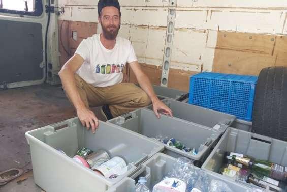Nouméa : une nouvelle société propose de ramasser les déchets à domicile