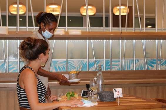 Le service en salle a repris dans les restaurants de VKP