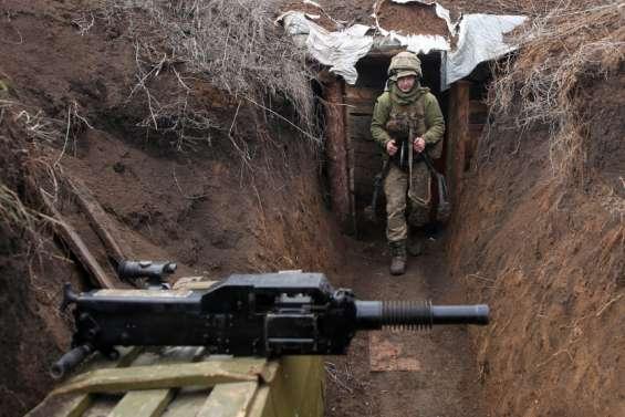 Dans le Donbass, le président monte au front