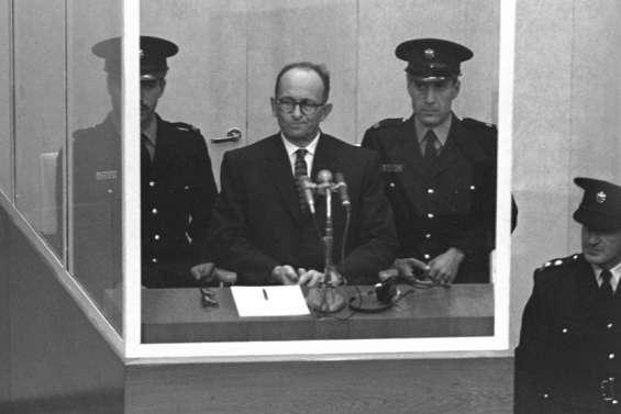 Il y a 60ans, le procès à Jérusalem d'Adolf Eichmann