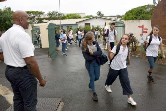 Une seconde rentrée scolaire pour les Calédoniens