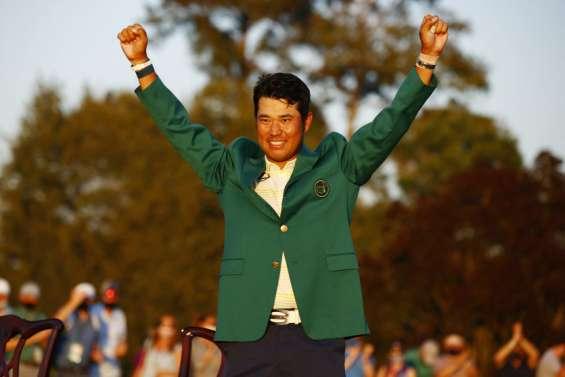 Golf : Matsuyama entre dans l'histoire à Augusta