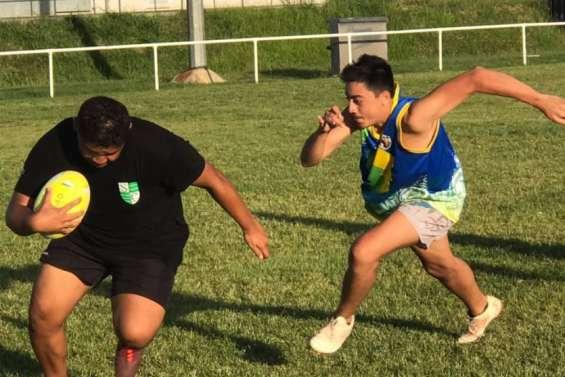 Vingt jeunes rugbymen convoqués par le Comité
