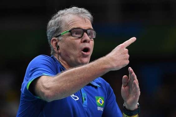 Volley-ball : la France aura un sélectionneur brésilien