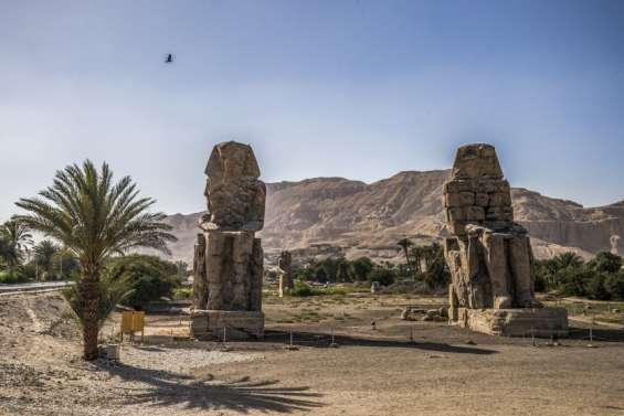 L'Égypte s'apprête à lever le voile sur une ville enfouie depuis 3000ans