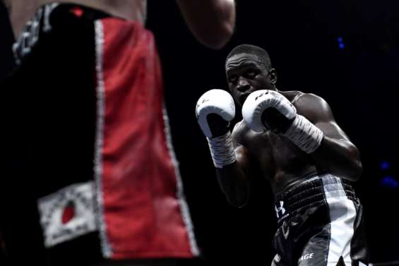 Souleymane Cissokho va combattre au Texas