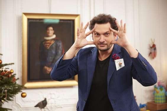 Le magicien Éric Antoine :