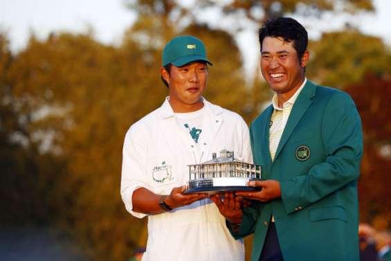 Sur le Caillou, des larmes pour la victoire historique de Matsuyama