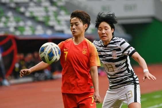 Les Chinoises participeront au tournoi olympique