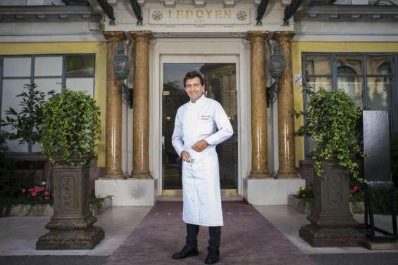 Yannick Alléno: «Un repas se prépare comme un voyage»