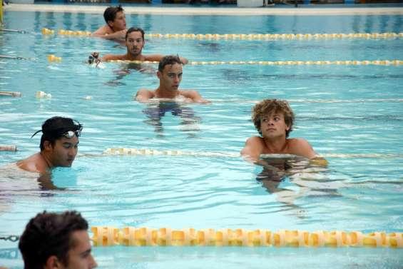 Les nageursreplongeront début mai