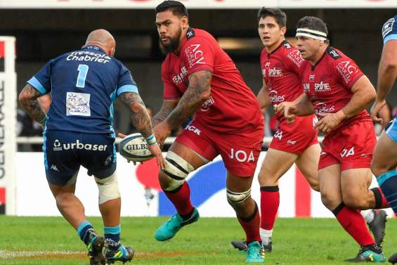 Rugby : après sept saisons à Toulon, Romain Taofifenuava rejoindre Lyon