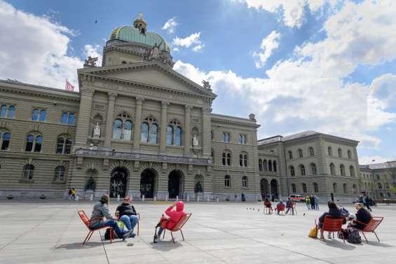 Suisse et Belgique rouvrent les terrasses de restaurant