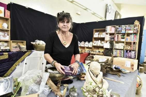Un salon pour les femmes autour du bien-être et de l'artisanat local