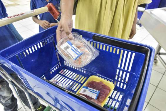 Les prix ont diminué de 0,2% en mars