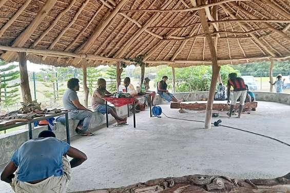 Le centre culturel de Voh a repris ses activités