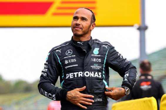 GP d'Émilie-Romagne de F1: Hamilton, en pole, sous la menace Red Bull
