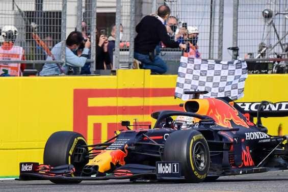 En Italie, Verstappenprend sa revanche sur Hamilton