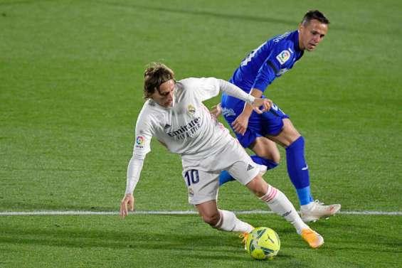 Le Real Madrid cale, l'Atlético en profite