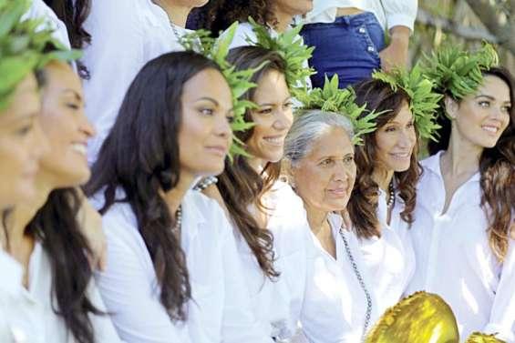 Miss Tahiti, 60 ans et pas une ride