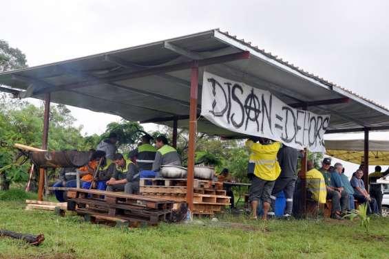 Grève à Doniambo: des discussions en cours