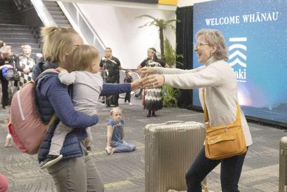 Ouverture de la bulle entre l'Australie et la Nouvelle-Zélande : le bonheur après 400jours d'attente