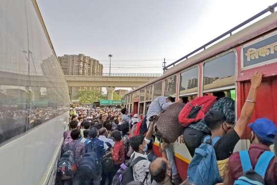 Covid : l'épidémie flambe en Inde