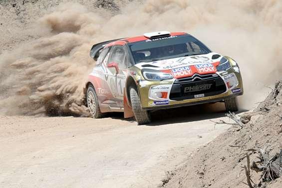 Rallye: la première course de la saison reportée