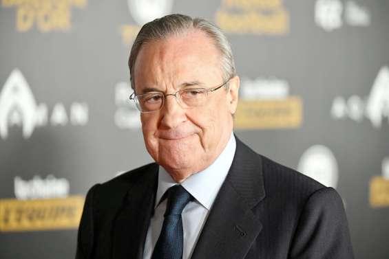Football : Florentino Pérez, magnat espagnol du ballon... et du béton