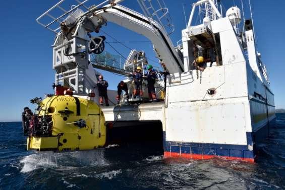 La Flotte océanographique de retour
