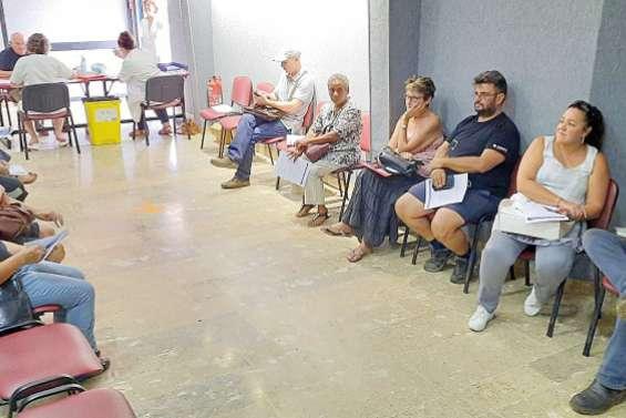Plus de 400 personnes reçues au vaccinodrome de La Foa