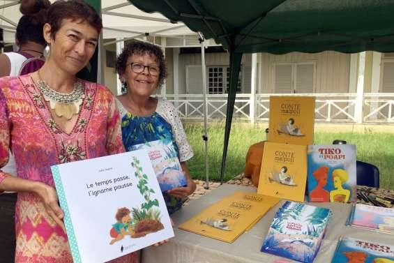 Nouméa : le marché de Lucien est de retour à la bibliothèque Bernheim
