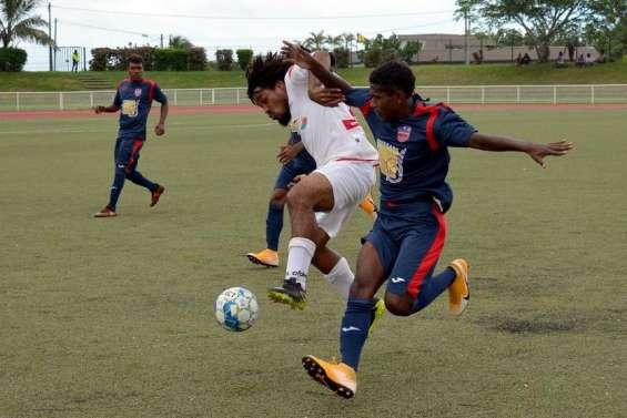 Football : Ne Drehu, Hienghène et Kunié en tête du championnat