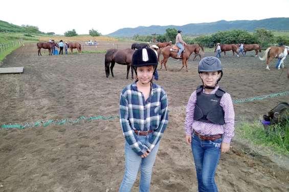 Les spécialistes de l'équitation western se sont retrouvés, ce week-end, à Popidery