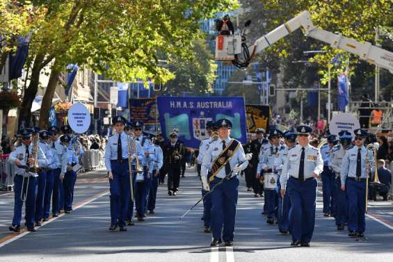 L'Australie a fêté l'Anzac Day