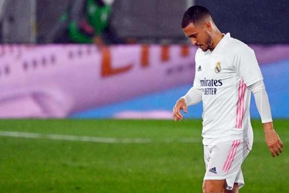 Eden Hazard, une saison en enfer au Real