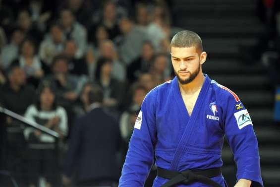Judo : L'équipe de France vuepar Alexis Mathieu