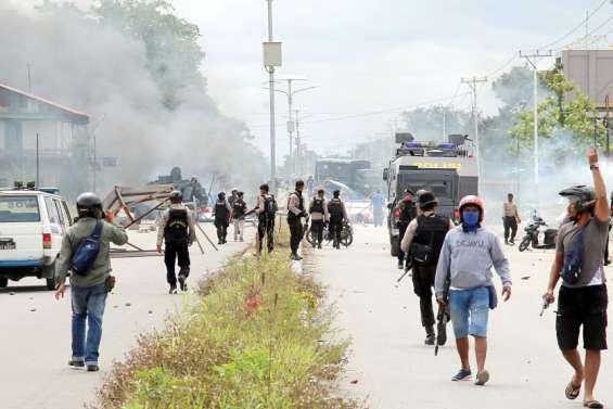 Papouasie : le chef des renseignementstué par des rebelles