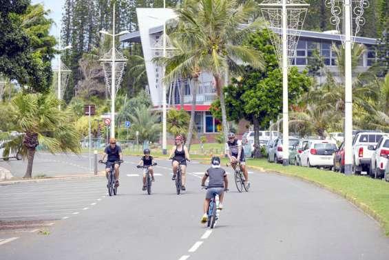 [INFOGRAPHIE] Une piste cyclable doit relier le centre-ville à la promenade Vernier