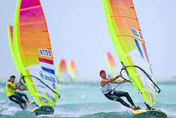 Windsurf: Thomas Goyard termine 9e des Mondiaux
