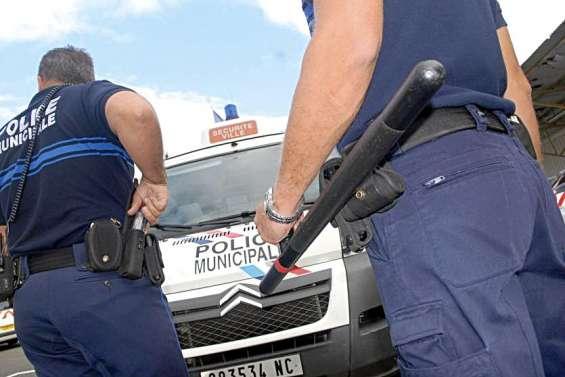 Les policiers de Païta bientôt équipés en Flash-ball