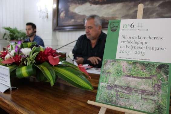 Archéologie: laPolynésie française fait le bilan de dix ans de recherches