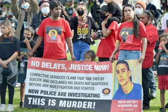 Les Aborigènes en détention souffrent toujours d'une profonde injustice