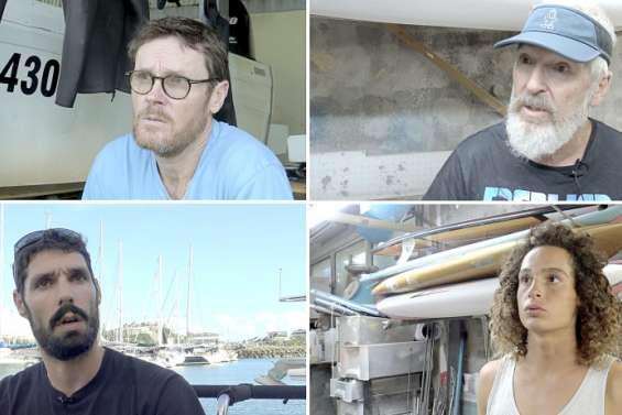 Les professionnels de la mer partagés face au risque requins