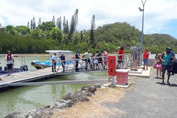 Navettes maritimes: Lionel Paagalua répond à Citoyen mondorien