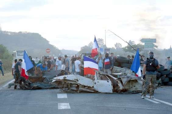 Usine du Sud: Harold Martinauditionné pourson appel aucontre-barrage à Païta
