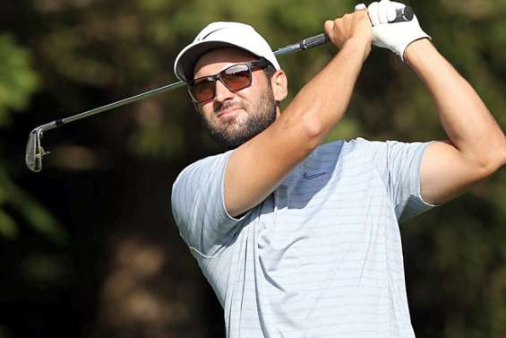 Golf: Paul Barjon en tête en Alabama