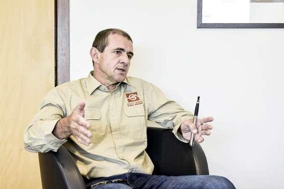 Nickel : pour Xavier Gravelat, « il faut valoriser l'ensemble des minerais»