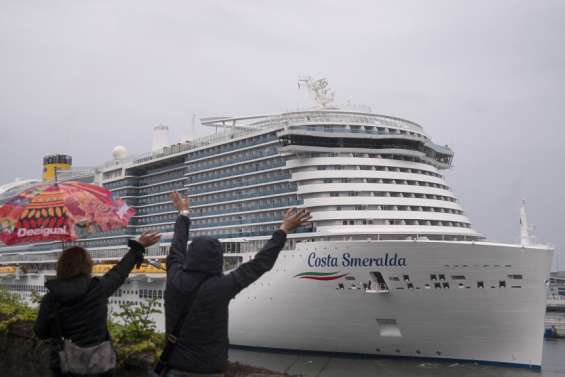 Costa Croisières retourne en mer, une reprise très attendue